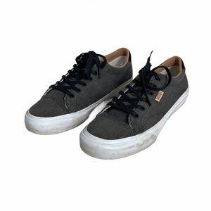 Vans Devon Gray Canvas Shoe